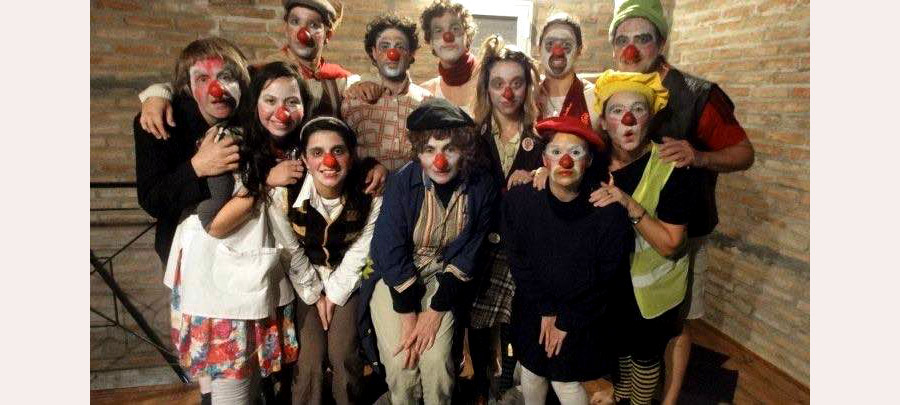 Obra clown Push Devoton Claudio Moda 2012