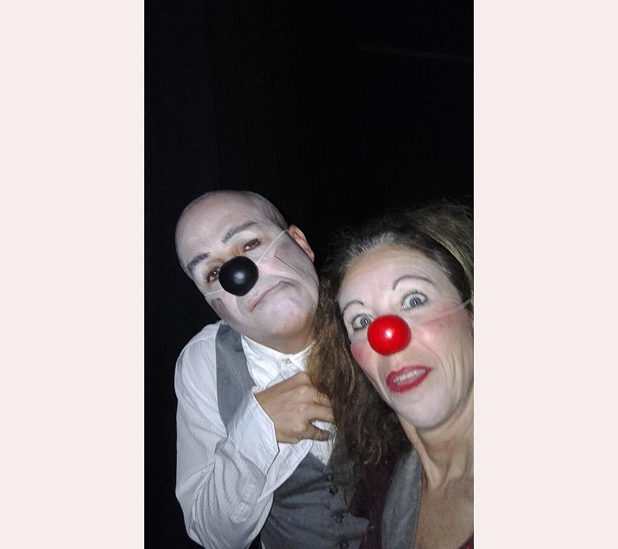 Obra Clown Suenan Solos 2017 Claudio Moda