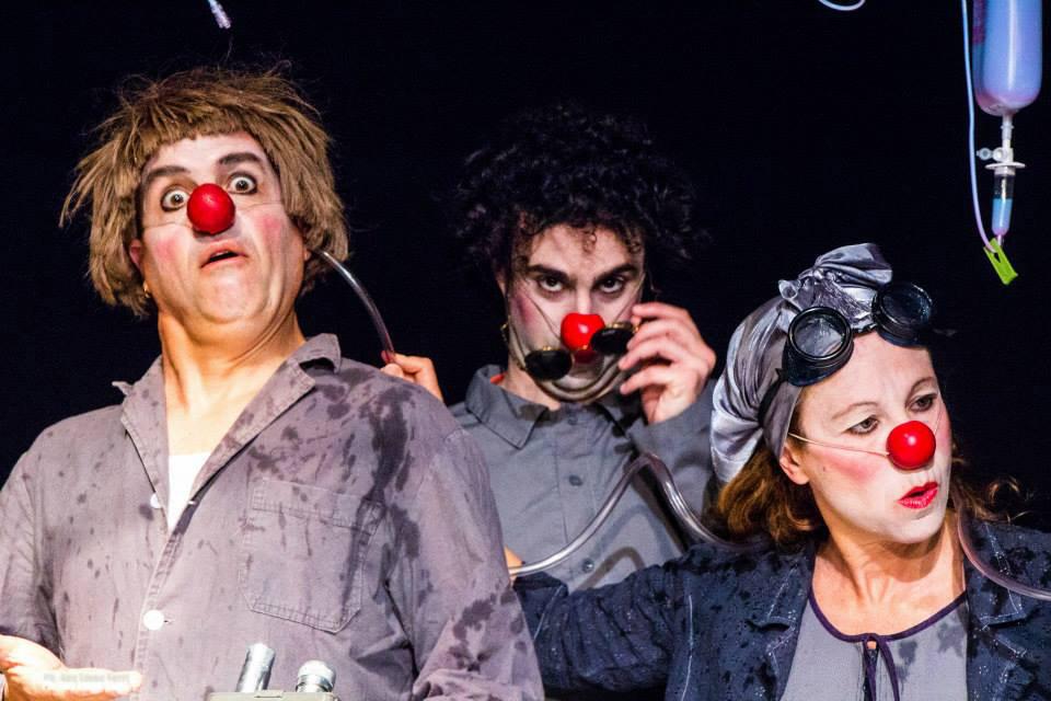 Obra Push Deboton Clown Claudio Moda 2014