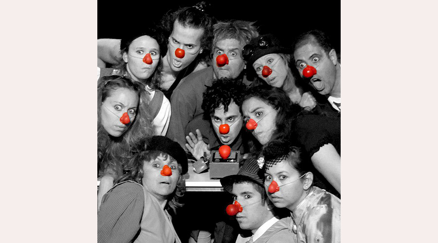 Obra clown Push Devoton Claudio Moda 2012